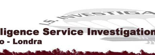 Agenzie investigative - I.S.I INTELLIGENCE SERVICE INVESTIGATION - Di Locci C.