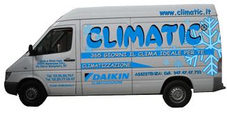 Condizionamento aria CLIMATIC