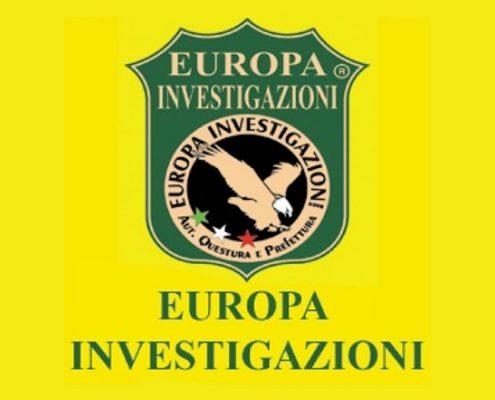 Agenzia investigativa - EUROPA INVESTIGAZIONI S.R.L.S.