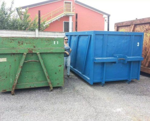 Smaltimento rifiuti - VISMARA MARINA MARIA E FIGLIO