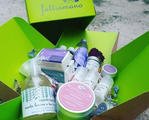 Cosmetica - FATTIAMANO S.N.C.