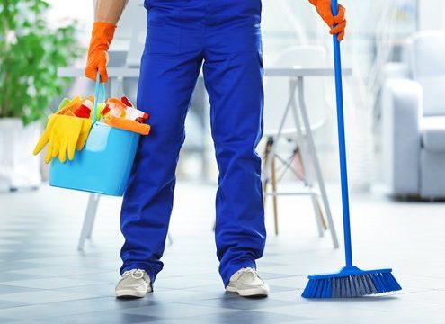 Imprese pulizia - NEW SERVICE DI ALBERT CACHERO