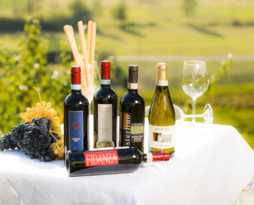 Produzione vini Fidanza Vini