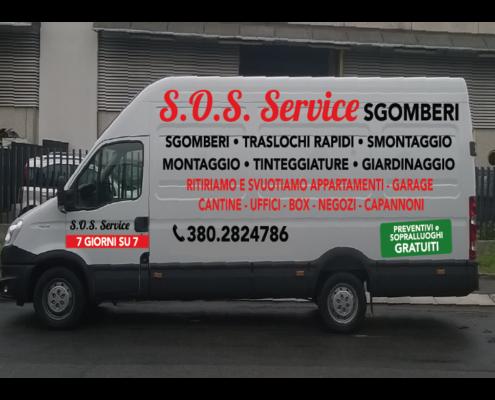 Traslochi PRONTO SOS SERVICE